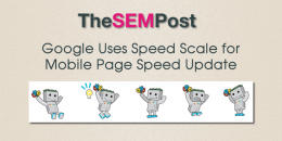 Google Uses Speed Scale for Mobile Page Speed Update