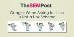 Google: When Asking for Links Isn't a Link Scheme