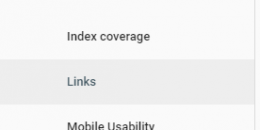 How to Download Links Report in New Google Search Console